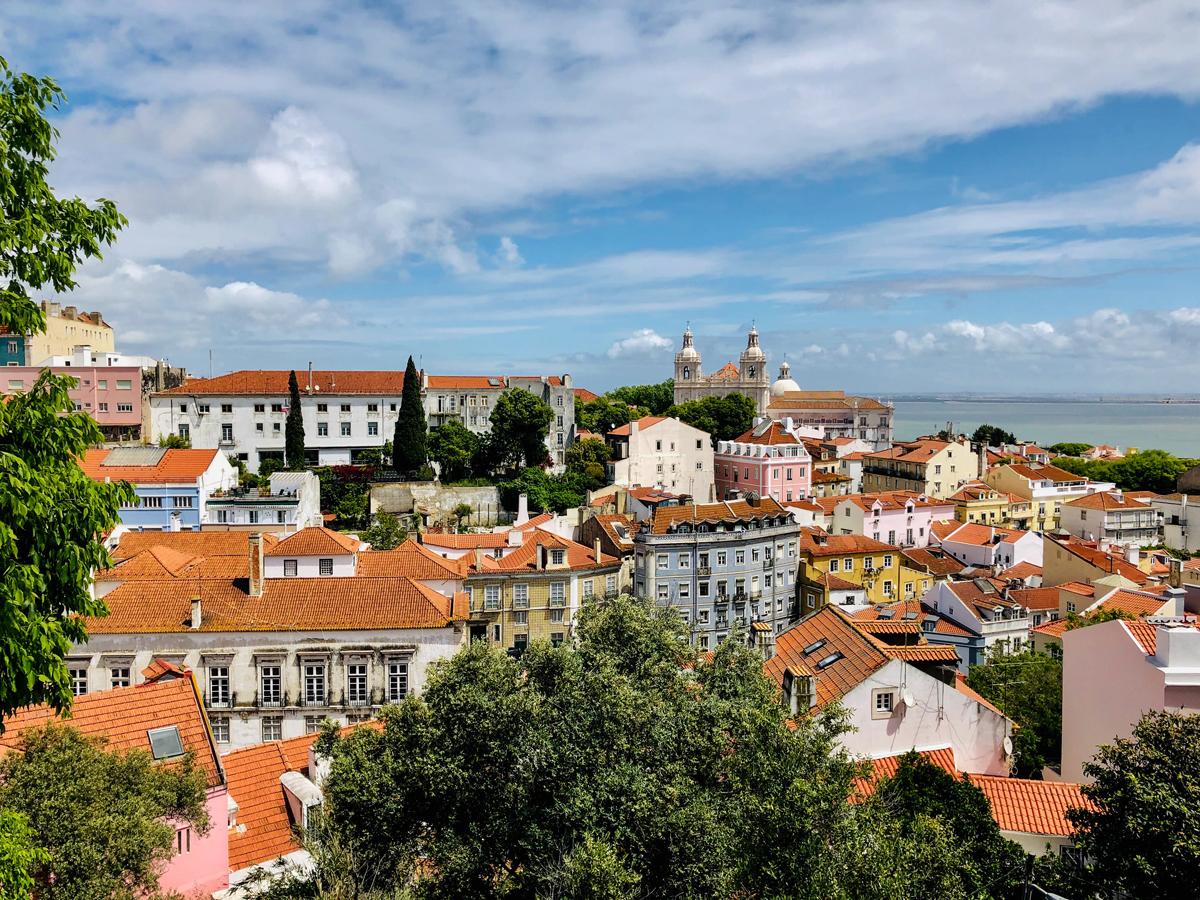 Cidade de Lisboa - Rio Tejo