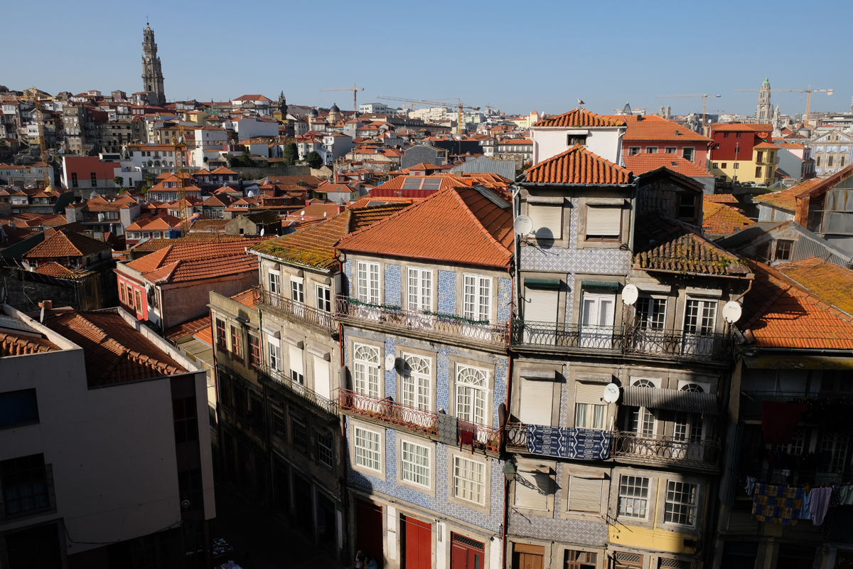 Cidade do Porto_Vista Urbana